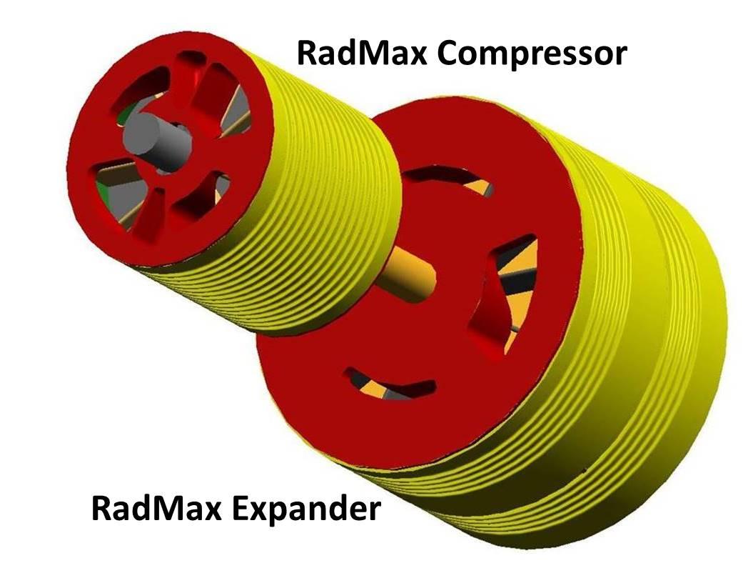 Turbine Engine | RadMax Technologies